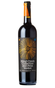 Blind Creek Collective Petit Verdot 2016